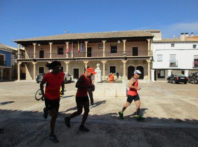 ETAPA 4 – Relevo. Fuentelencina