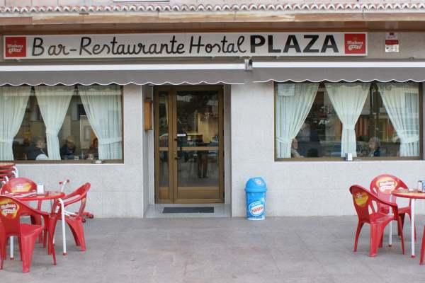Hostal Plaza Sacedón