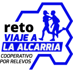 "Reto Cooperativo por relevos ""Viaje a la Alcarria"""